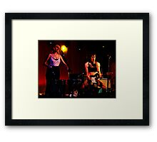 The Gooch Palms 2 Framed Print