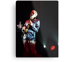 Chris Thile 1 Metal Print