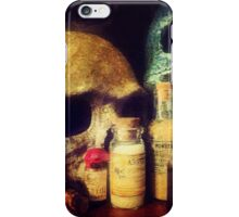 Skulls and Drugs iPhone Case/Skin