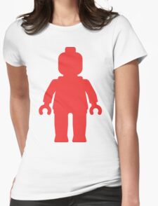 Minifig [Large Red] T-Shirt