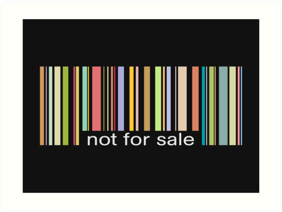 not for sale by yanmos