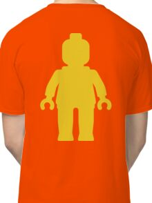 Minifig [Large Yellow] Classic T-Shirt