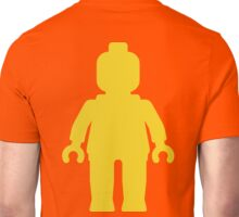 Minifig [Large Yellow] Unisex T-Shirt