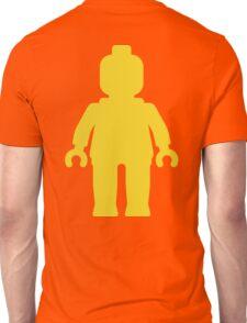Minifig [Large Yellow] Unisex T-Shirt