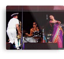 Bombay Royale 4 Metal Print
