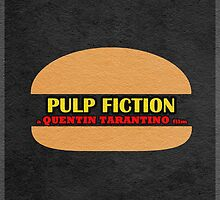 Pulp Fiction by A. TW