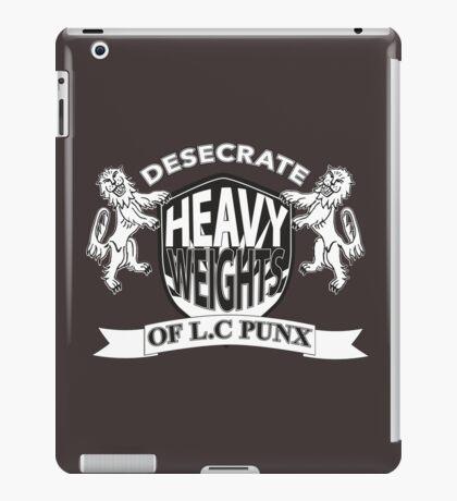 Desecrate -Royal Emblem  iPad Case/Skin
