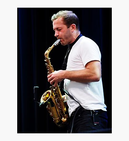 Colin Stetson Photographic Print