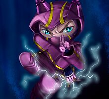League Of Legends - Kennen by mariafumada