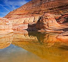 Sandstone Illusion by DawsonImages