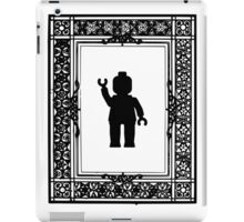 PARISIAN WAVE, by Customize My Minifig iPad Case/Skin