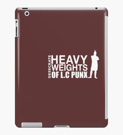 Desecrate - Punk Pride 1 iPad Case/Skin