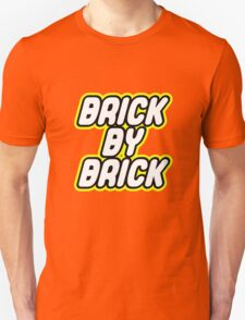BRICK BY BRICK T-Shirt