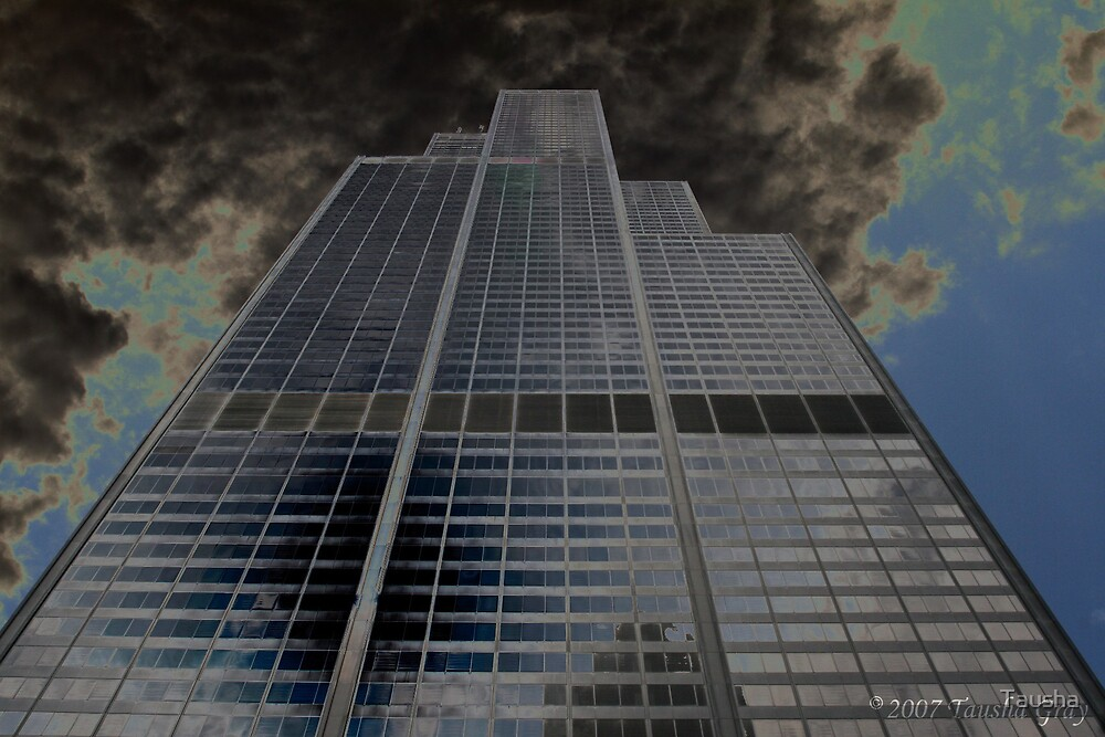Sears Tower by Tausha