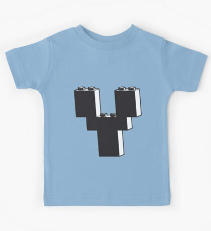 THE LETTER Y Kids Tee