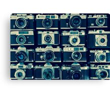 35mm Canvas Print