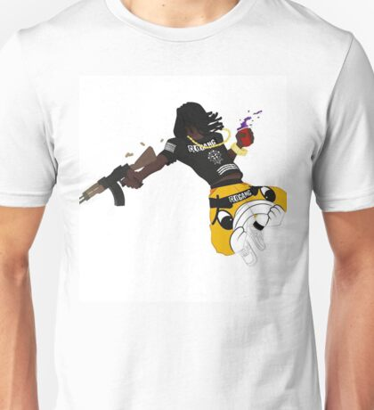 GLO Gang Chief keef  Unisex T-Shirt