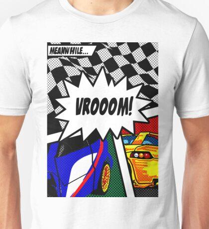 VROOOM! Unisex T-Shirt