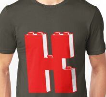 THE LETTER K, Customize My Minifig Unisex T-Shirt