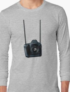 Camera shirt - for Canon users Long Sleeve T-Shirt