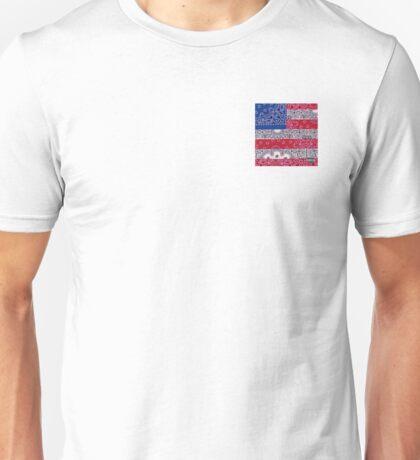 All-Amerikkkan Bada$$ - Joey Bada$$ (small) Unisex T-Shirt