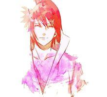Sasuke Fan Art by AnatoleChupin09
