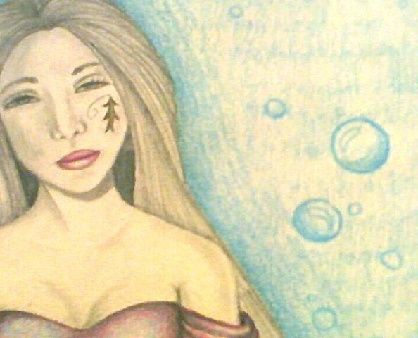 Mermaid by Claudia Castro