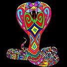 King Cobra by Octavio Velazquez