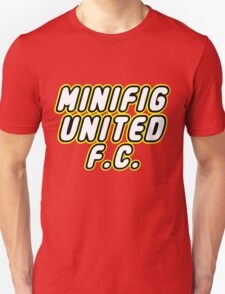 MINIFIG UNITED FC, Customize My Minifig T-Shirt