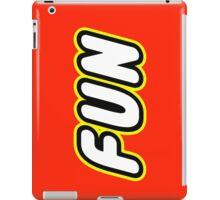 FUN, Customize My Minifig iPad Case/Skin