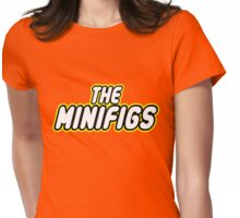 THE MINIFIGS Womens Fitted T-Shirt