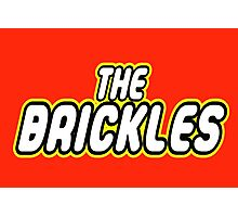 THE BRICKLES Photographic Print