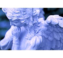 Blue Angel Photographic Print