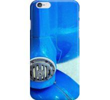 Piaggio Blues iPhone Case/Skin