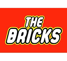 THE BRICKS Photographic Print