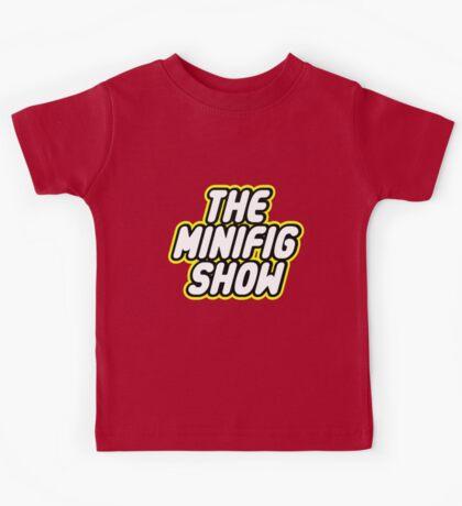THE MINIFIG SHOW Kids Tee