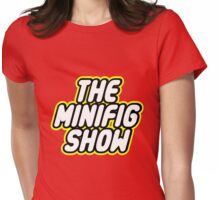 THE MINIFIG SHOW Womens Fitted T-Shirt