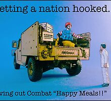 Getting a nation hooked....... by Tim Constable