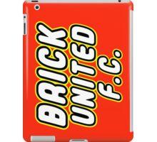 BRICK UNITED FC, Customize My Minifig iPad Case/Skin