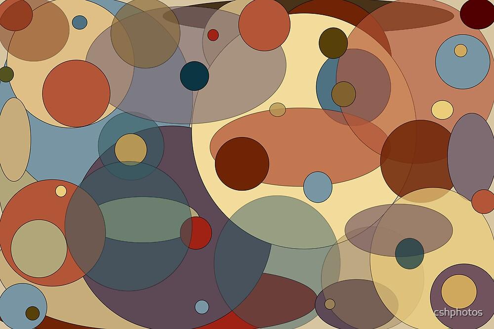 Abstract Circles by cshphotos