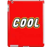 COOL, Customize My Minifig iPad Case/Skin