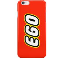 EGO, Customize My Minifig iPhone Case/Skin