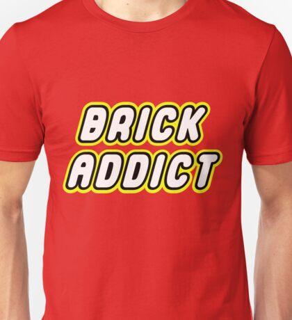 BRICK ADDICT Unisex T-Shirt