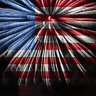 American Fireworks by cshphotos