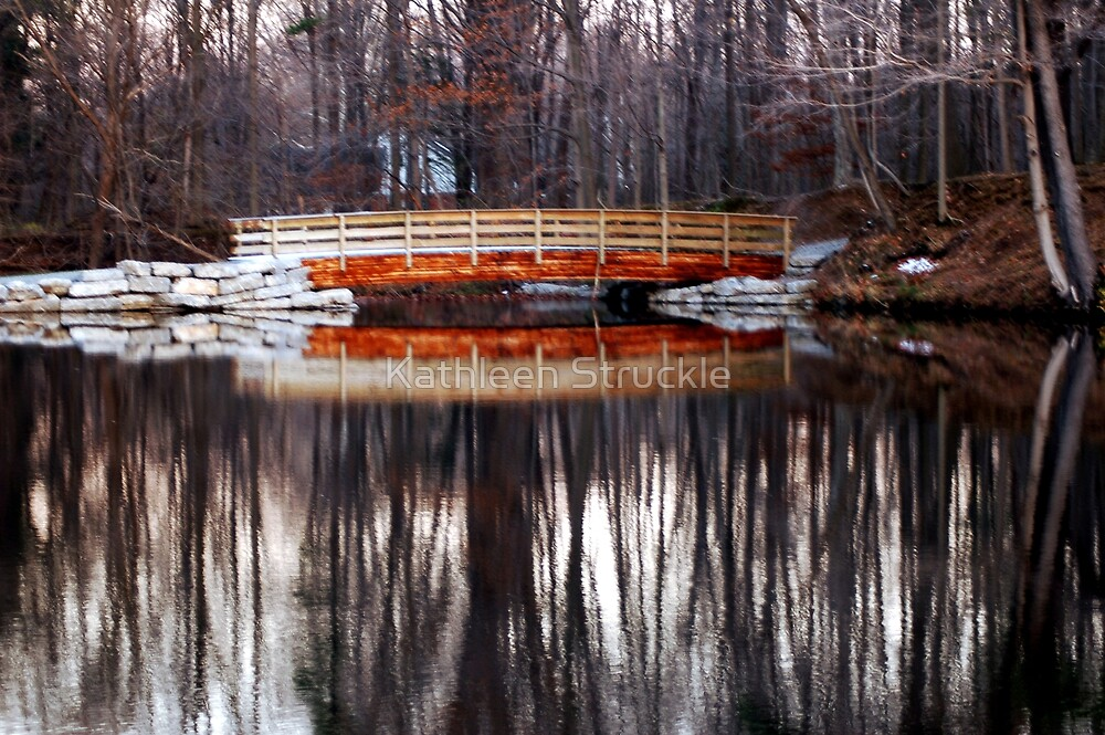 Fall Reflections by Kathleen Struckle