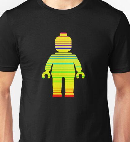 Striped Minifig Unisex T-Shirt
