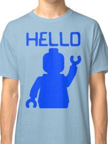 Minifig Hello Classic T-Shirt