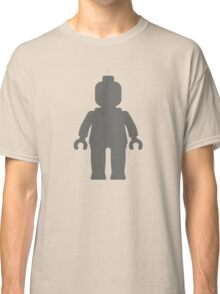 Minifig [Dark Grey], Customize My Minifig Classic T-Shirt