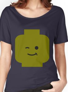 Minifig Winking Head Women's Relaxed Fit T-Shirt