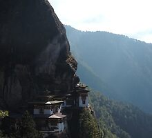 tiger's nest. by parallelines